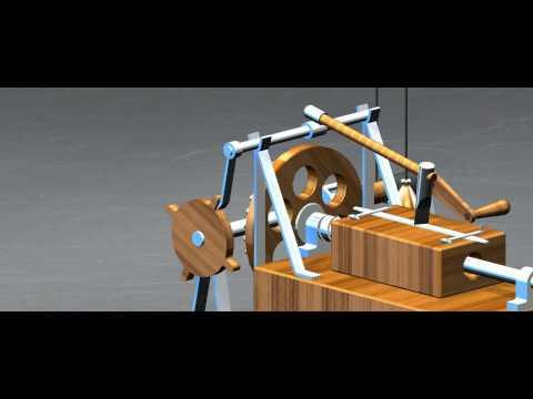 Leonardo: Intagliatrice di lime