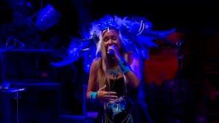Deya Dova - Twinkle (Desert Dwellers Remix) Live - Bali Spirit Festival 2015