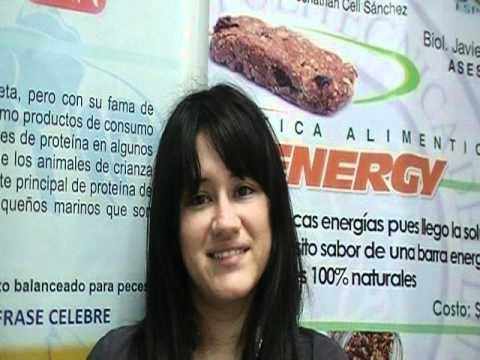Entrevista con Vanessa Cedeño Mieles a favor novatos ESPOL, ICQA, CSECT, 2011.05.19.
