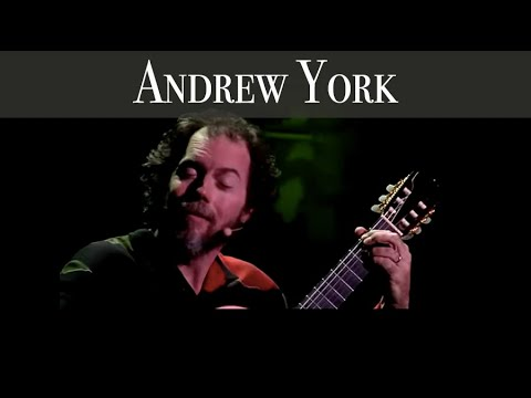 Letting go / Andrew York