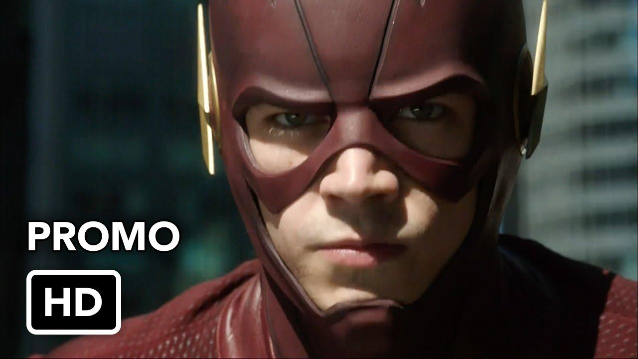 """The Flash Season 2 Promo """"Catch Me"""" (HD) Thumbnail"""
