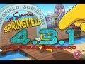 !!DONAS INFINITAS!! Truco/Hack/Cheat Para Los Simpsons Springfield Version 4.3.0, 4.3.1 Y 4.4.0