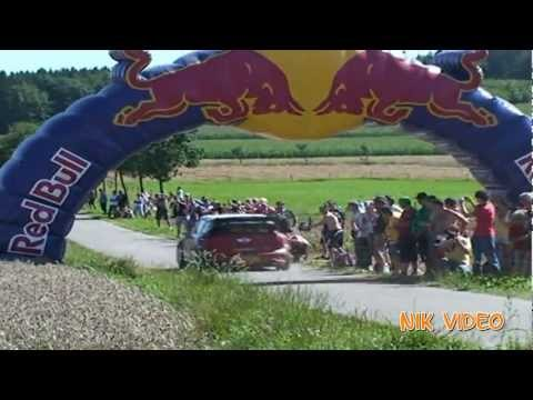 WRC ADAC Rallye Deutschland 2011  - WRC Rally Germany 2011 (HD) -K8DkNWmA6PI