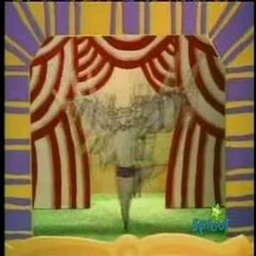 Sesame Street - Front-back (Ballet-dancing yaks)
