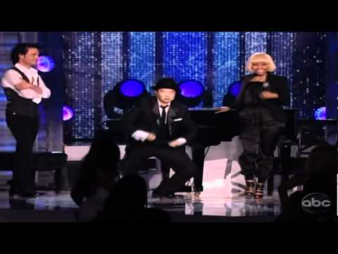 Host Ken Jeong &amp; Nicki Minaj perform- Billboard Music Awards 2011 Part 2