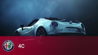 Купе Alfa Romeo 4C позаимствует оптику у родстера