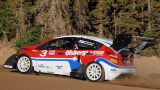 Vido Ford Fiesta RallyCross storms Pikes Peak par MotorTrend (4254 vues)