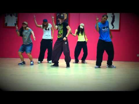 """Shabba Ranks - Money Woman Want"" Ragga Dancehall Choreography by Andrey Boyko (sept2011)"