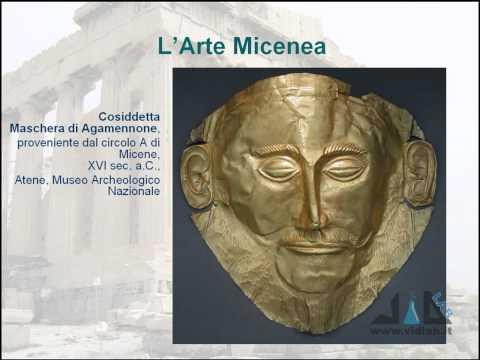 videocorso storia dell'arte greca - lez 2 - parte 2
