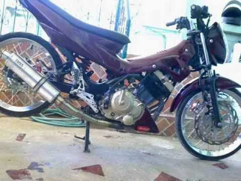 modified suzuki raider 150