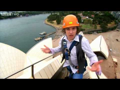 Sydney Opera House is like an orange peel - Richard Hammond's Engineering Connections - BBC Two
