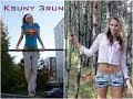 Ксения Белова - Фриран на PRO-battle | девушка в паркуре - соревнования