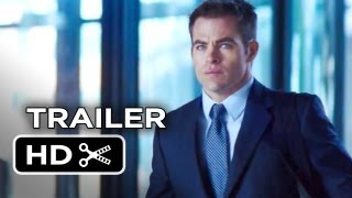 Jack Ryan: Shadow Recruit Official Trailer (2013) - Chris Pine Movie HD