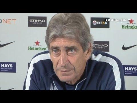 Pellegrini: 'Liverpool will always miss Suarez'   Manchester City v Liverpool