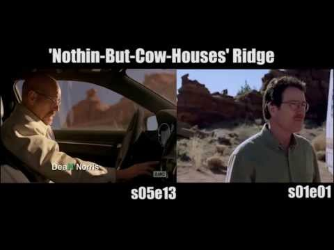 Breaking Bad Analysis - Ozymandias & To'hajiilee vs. Pilot Episode