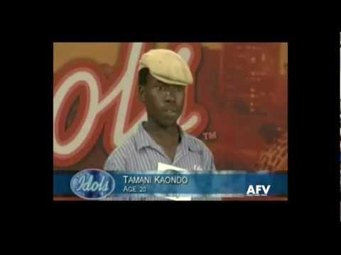 African Idol Worst Singer EVER!!! Lonely Edition