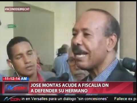José Montás.