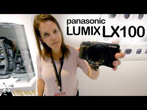 Panasonic Lumix LX100 preview Photokina Videorama