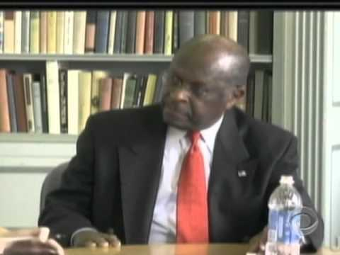 Herman Cain-s Libya Disaster
