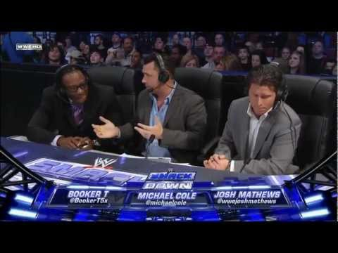 WWE Smackdown 03/09/12 Full Show