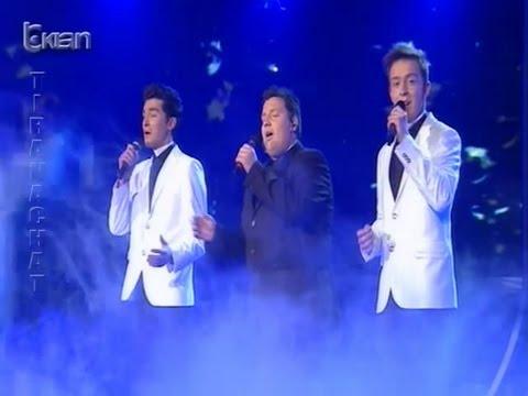 Classic Boys - Hallelujah (X Factor Albania Live Show 3)