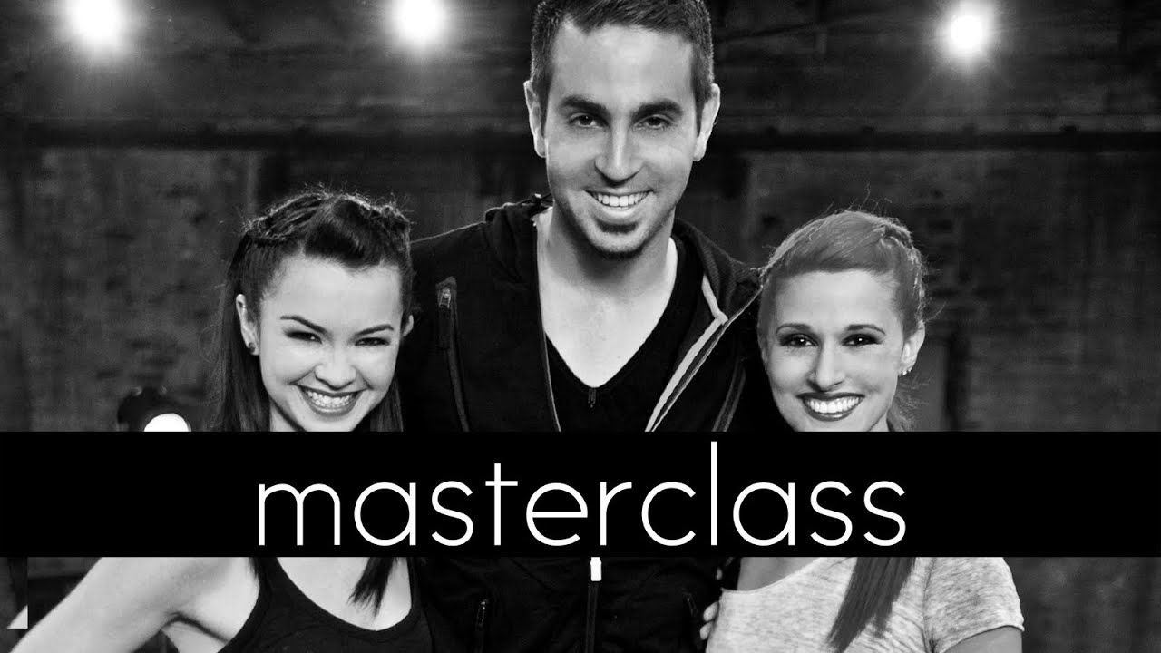 MASTERCLASS: (MIRRORED) Wade Robson Instructional PT 2 [DS2DIO]