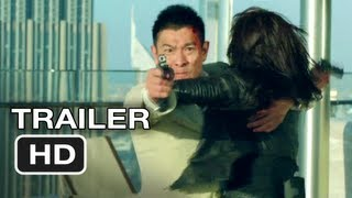 Switch Official International Trailer (2012) - Andy Lau Action Movie HD