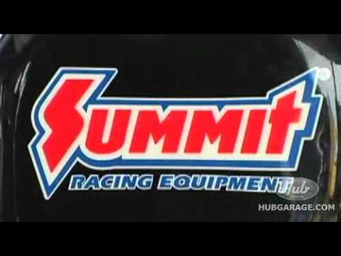 Summit Auto Racing on Summit Racing Run Down
