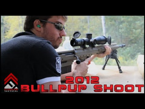 BULLPUP SHOOT 2012 | FUNKER TACTICAL