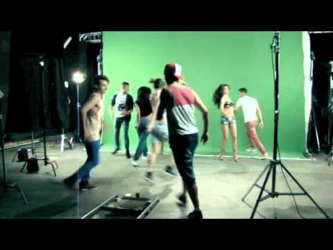 Aisa - Sha la love (Making of)