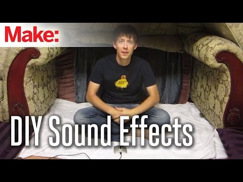 DIY Sound Effects - UChtY6O8Ahw2cz05PS2GhUbg