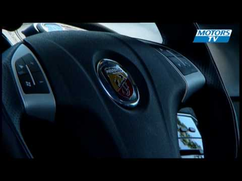 Car test ABARTH PUNTO EVO