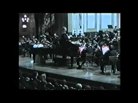 Marta Lledo Rachmaninoff 2nd Concert for Piano & Orchestra