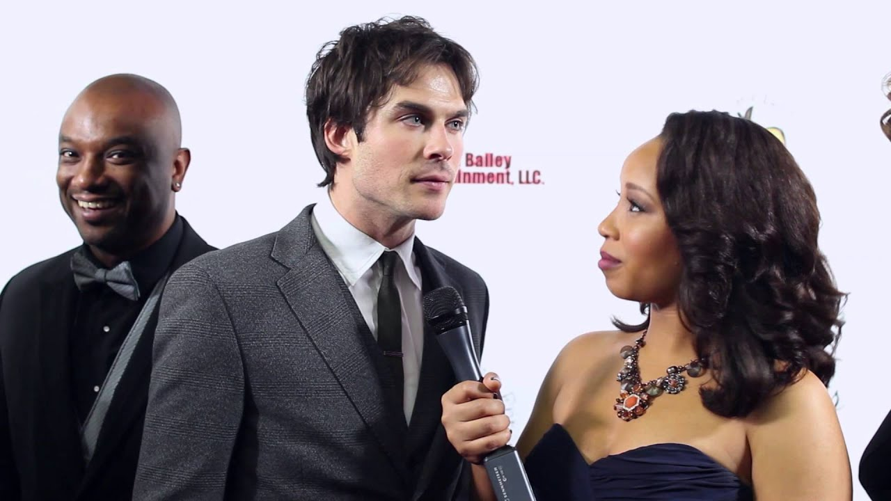 ATL Red Carpet Interview with Ian Somerhalder at the Georgia Entertainment Gala