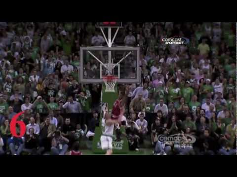 Derrick Rose - Career Top 10 Plays (2008-2012)