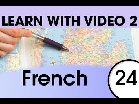 Learn French with Video - 5 Must-Know French Words 1