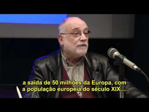 Arcadi Oliveres - Palestra sobre a origem das migrações
