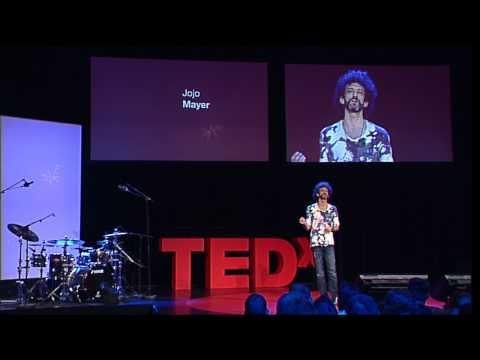 TEDxZurich - Jojo Mayer - Exploring the distance between 0 and 1
