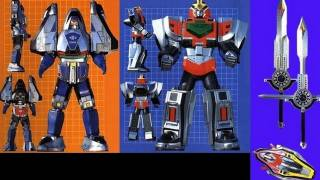 Time Force Megazord 8211 Power Rangers Time Force
