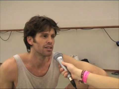 Holland Dance Festival TV: Workshop Wee Dance Company Dan Pelleg