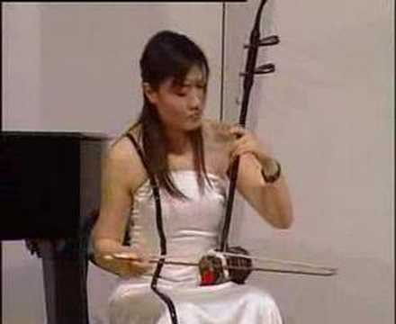 二胡 Erhu - 王颖 Wang Ying plays 卡门 Carmen