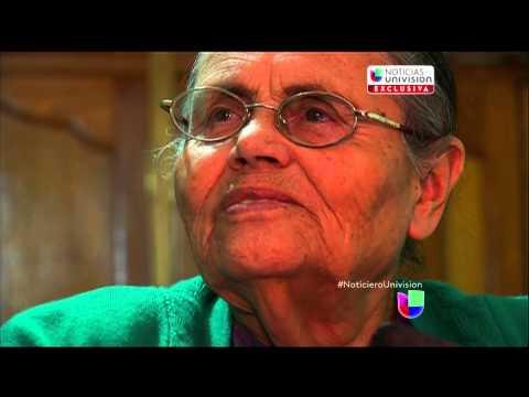 Univision Noticias entrevista a la madre de El Chapo