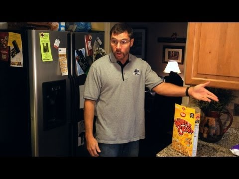 Pittsburgh Dad: Cereal
