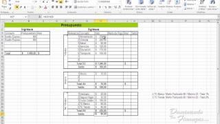 Como Elaborar Un Presupuesto - Parte 2