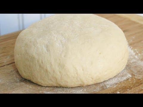 PIZZA DOUGH - VIDEO RECIPE