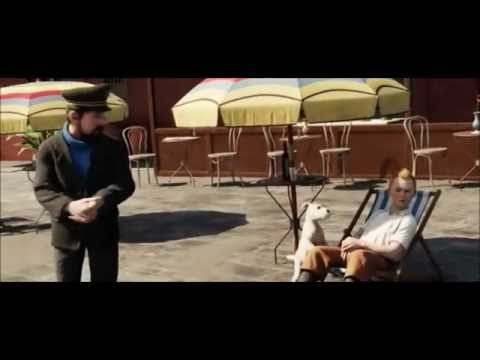 Captain Haddock's Motivational Speech to TinTin
