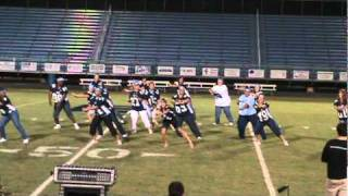 Barbe Football Pep rally - '09 mom & son dance.MPG view on youtube.com tube online.