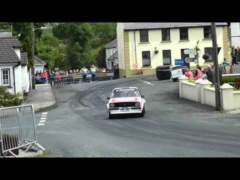 Donegal International Rally 2012 Glen Village