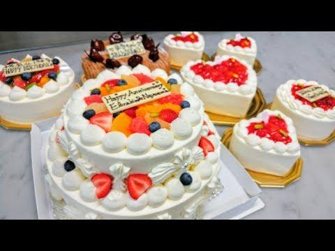 密着24時!誕生日ケーキがいつもより多かったケーキ屋さんの1日 「バースデー日和」