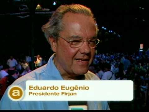 Premiação no Rio de Janeiro da Olimpíada do Conhecimento e do Inova. - CNI 2010